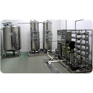 1m3 h 2级反渗透纯化水设备(成都长威药业)