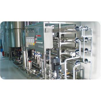 1.5m3h 2级纯化水反渗透设备(浙江瓯健医疗)