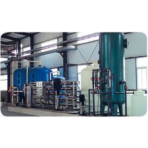 30m3 h纯化水设备(山东新发药业)