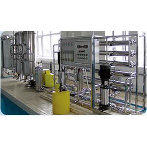 1m3 h 2级反渗透纯化水设备(泰华药业2套)