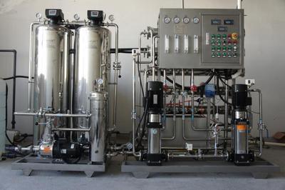 口罩厂纯水设备