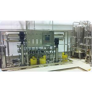 4m3 h2级纯化水设备(湖北黄石欧朗药业)