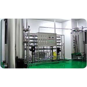 1m3 h 2级反渗透纯化水设备(上海玛雅生物企业)
